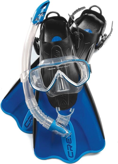 dovolenková výbava na šnorchlovanie a plávanie