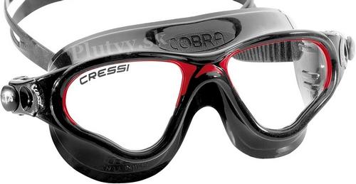 Cressi Cobra Large okuliare pre rekreačných plavcvo