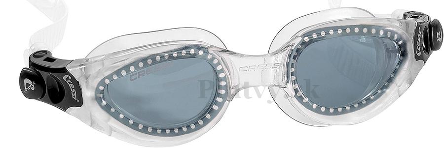 okuliare na plavanie pre deti a mladých plavcov, Cressi Right Small