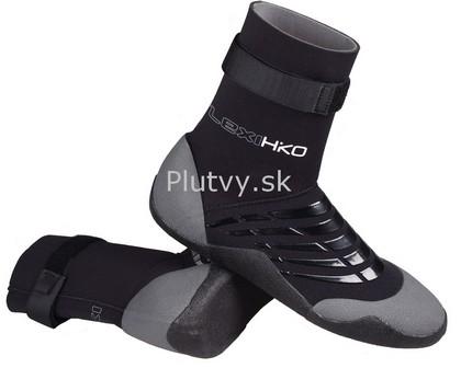 Neoprénové ponožky a topánky Hiko Flexi