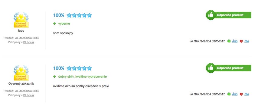 recenzia, skúsenosť, hodnotenie neoprénové šortky Hiko