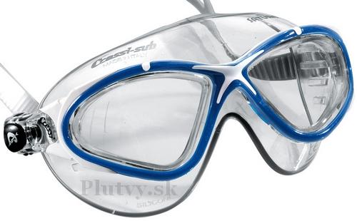 Cressi Saturn Crystal špičkové plavecké okuliare - Plutvy.sk