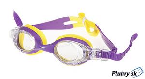 Speedo Skoogle detské okuliare od 2 do 6 rokov, na plávanie fialové