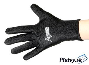 neoprénové rukavice na zimné plávanie a otužovanie, Agama 3mm alebo 5mm, Plutvy.sk