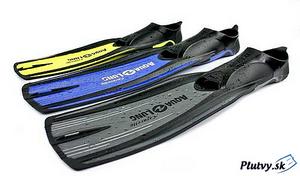 Aqualung Caravelle mäkké a pohodlné plutvy pre potápačov a šnorchlistov