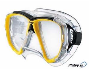 veľká potápačská maska Cressi Big Eyes skladom na Plutvy.sk