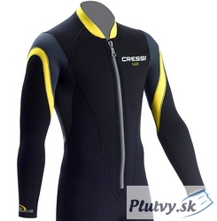 Cressi Lui pánsky neoprénová oblek 2.5mm na šnorchlovanie a potápanie