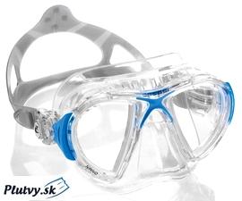 Cressi Nano Crystal, potápačská maska s kryštálovo čistým silikónom Plutvy.sk