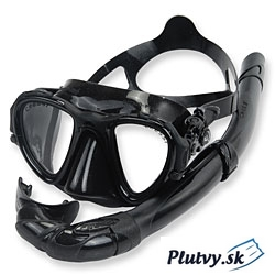 Freedivingový set maska a šnorchel na Plutvy.sk
