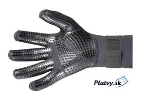 neoprénové rukavice na otužovanie a plávanie v chladnej vode Hiko Slim