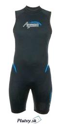 pánske teplé plavky na šnorchlovanie, zimné plávanie a otužovanie v chladnej vode