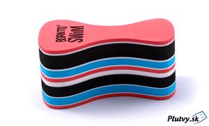 plavecký piškót BornToSwim farebný