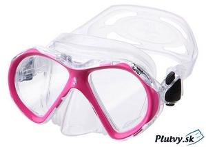 Scubapro Spectra mini - maska na potápanie, šnorchlovanie a freediving s malým vnútorným objemom