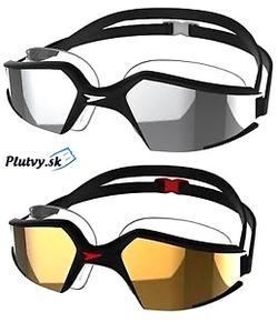 Speedo AquaPulse Max Mirror 2 zrkadlové plavecké okuliare pre plavcov a triatlon
