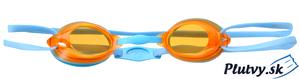 Speedo Jet Junior lacné, jednoduché okuliare na plávanie pre deti od 6 do 14 rokov | Plutvy.sk