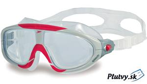 Speedo Rift moderné plavecké okuliare s velkymi šošovkami a kvalitným tesnením