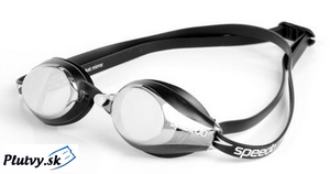 Speedo Speedsocket Mirror špičkové závodné plavecké okuliare