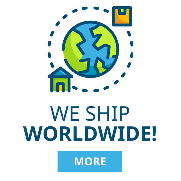 Plutvy.sk provides international shipping to almost every country on the Earth