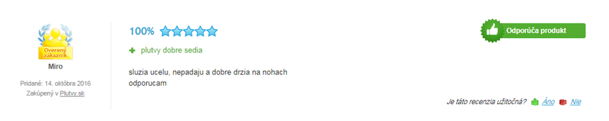 skusenosti, recenzie detské plutvy BornToSwim