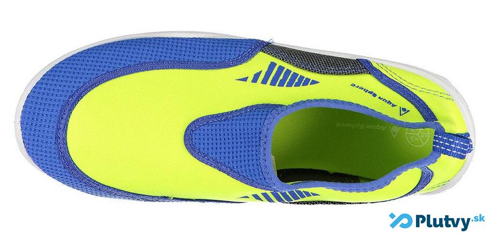 plážové topánky s pevnou  podrážkou Aquasphere Beachwalker RS, v obchode Plutvy.sk