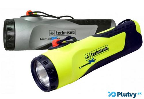 vodotesná potápačská baterka, Zechnisub Lumen X6, v obchode Plutvy.sk