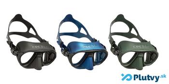 Cressi Calibro, nová maska pre freediving a spearfishing, v obchode Plutvy.sk