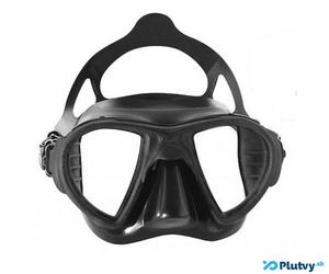 Freedivingova maska na potápanie a spearfishing Cressi Nano, Plutvy.sk