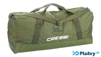 veľká športová potápačská taška, Cressi Jungle, v obchode Plutvy.sk