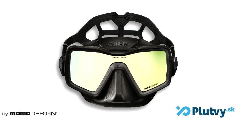 omer-apnea-freedivingova-zrkadlova-maska