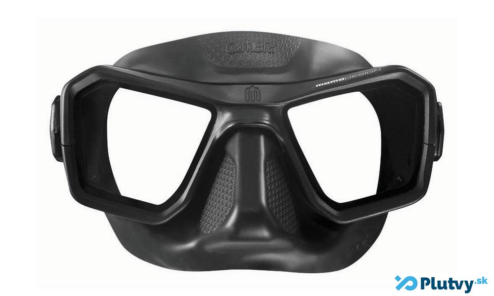 freedivingova maska do veľkých hĺbok, Omer, Aqua, len v obchode Plutvy,sk
