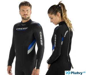 Cressi Castoro Plus 7mm neoprénový oblek pre mužov aj ženy na potápanie