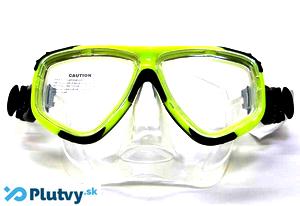 tradičné potápačske okuliare Scubapro Zoom, v e-shope Plutvy.sk