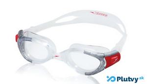 Speedo Futura Biofuse veľké, pohodlné plavecké okuliare ktoré netlačia