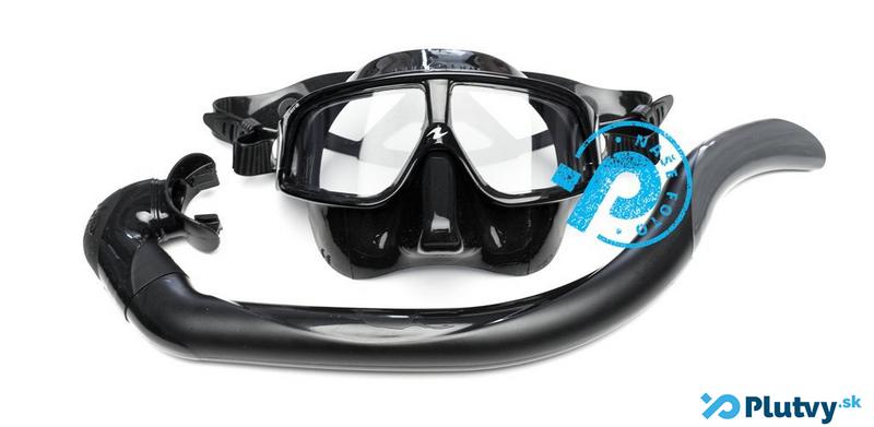 freedivingovy set, maska so šnorchlom pre spearfishera, v obchode Plutvy.sk