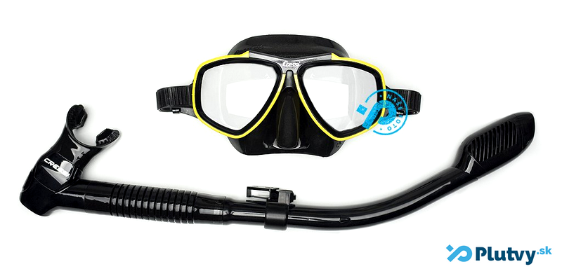 maska a šnorchel na potápanie, set Focus Dry, v -eshope Plutvy.sk