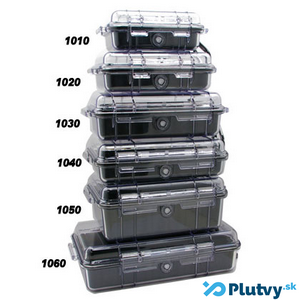 vodotesný box Peli Micro Case