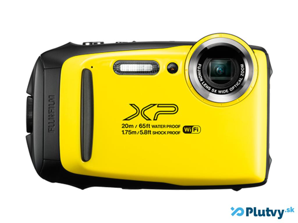 Fuji FinePix XP120 modrá
