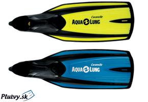 Aqualung Caravelle detské plutvy na plávanie a šnorchlovanie