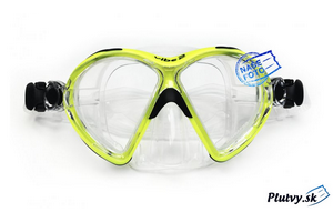 Scubapro Vibe 2 nová maska pre potápača i šnorchlistu