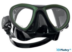 Scubapro Steel maska pre freedivera so zrkadlovými sklami | Plutvy.sk